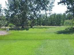 Green Acres Golf Course 2nd Teebox