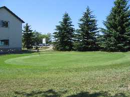 Green Acres Golf Course Putting Green