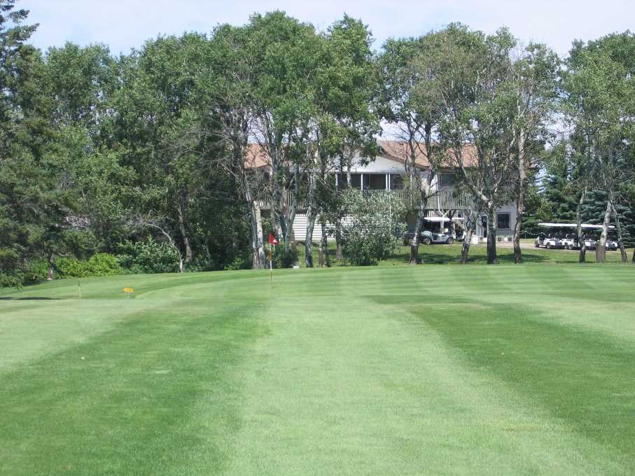 Green Acres Golf Course Regina Balgone